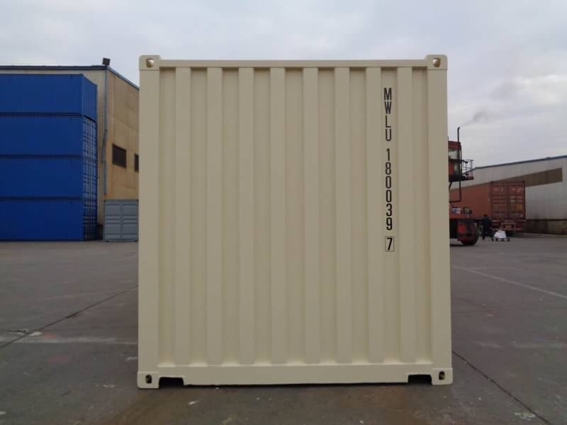New container