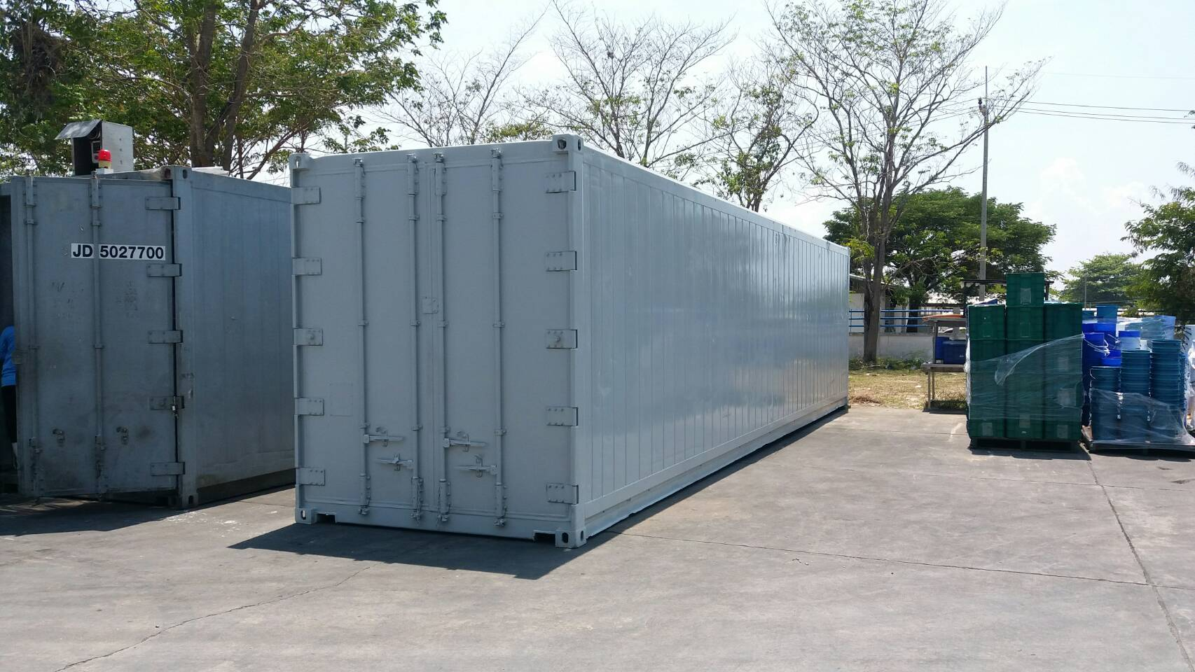 container reefer 40'