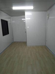 ตู้ออฟฟิศพร้อมห้องน้ำ