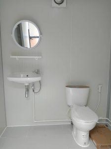 ตู้ห้องน้ำคู่