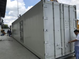 container Reefer