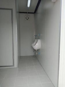 ห้องน้ำสำเร็จรูปชายหญิง 5 ห้อง