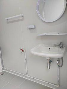 ตู้ห้องน้ำเดี่ยว