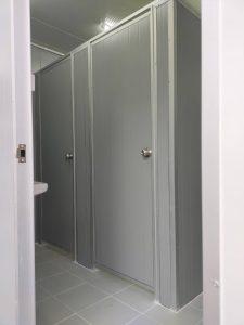 ตู้ห้องน้ำชายหญิง5ห้อง