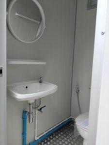 ตู้ห้องน้ำแบบห้องแถว6ห้อง