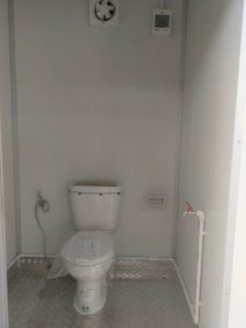 ตู้ห้องน้ำแบบห้องคู่